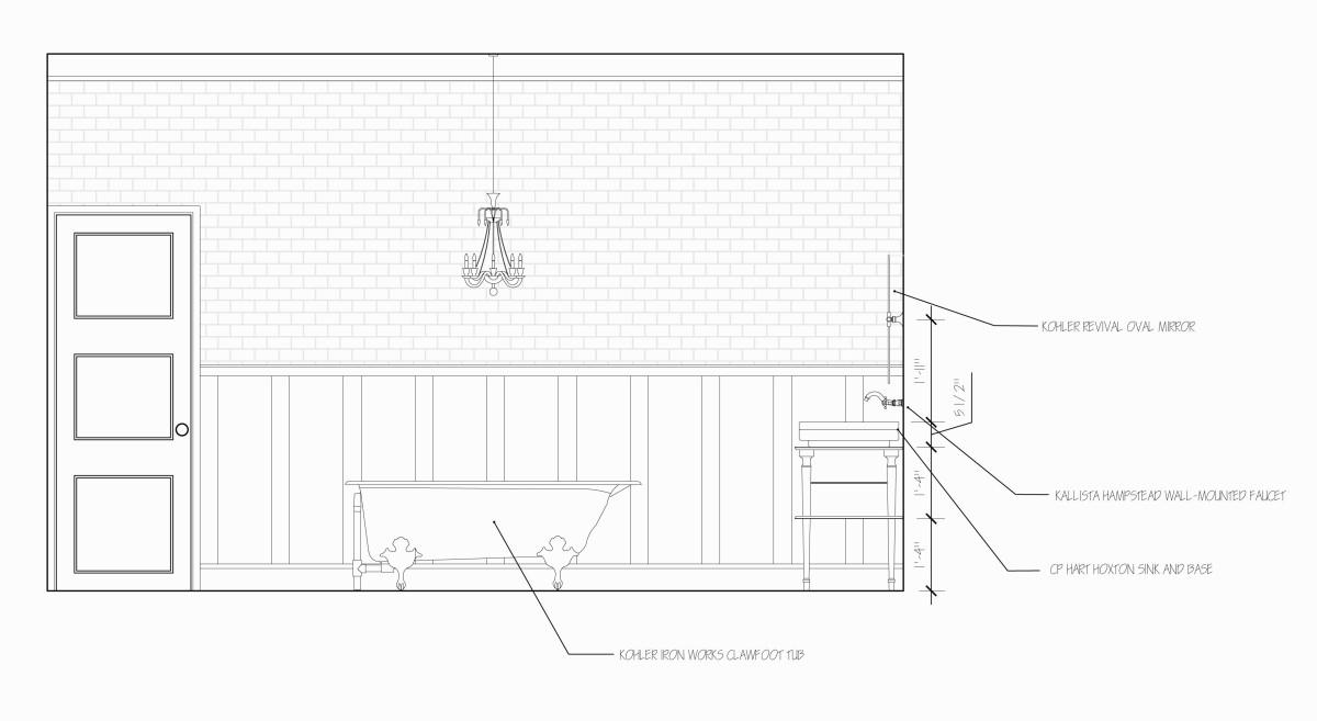 2 D Plans Elevations Amp Sections Genzen Design